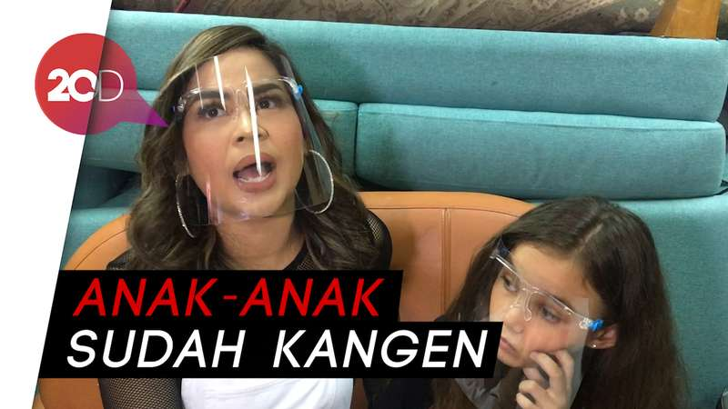 Melaney Ricardo Ngebet Pengin Tyson Pulang ke Indonesia