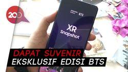 Unboxing Galaxy S20+ BTS Edition, Pasti Bikin ARMY Kesengsem!