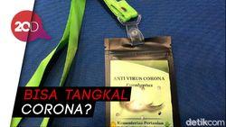 Rapat dengan Mentan, Anggota Komisi IV Sentil Kalung Anti-Corona