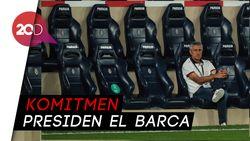 Barcelona Masih Percaya Setien