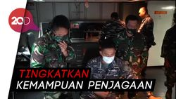 Jaga Laut dan Langit Indonesia, TNI AL dan AU Gelar Latihan Taktis