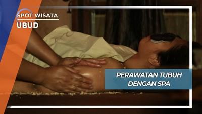 Spa dengan Bahan Alami yang Menyehatkan, Ubud