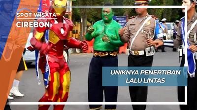 Pahlawan Pengatur Lalu Lintas, Cirebon