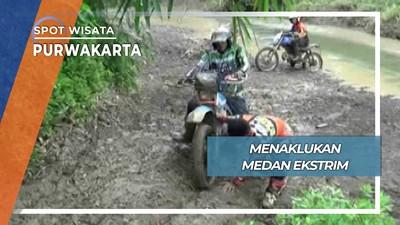 Menerobos Hutan dan Medan Ekstrim, Purwakarta