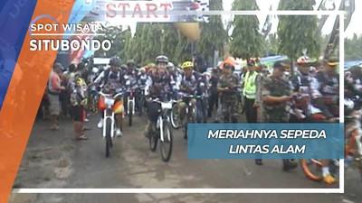 Sepeda Lintas Alam, Situbondo