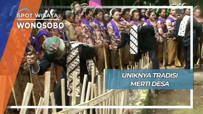 Tradisi Merti Desa, Wonosobo