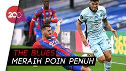Berjalan Sengit, Chelsea Kalahkan Crystal Palace 3-2