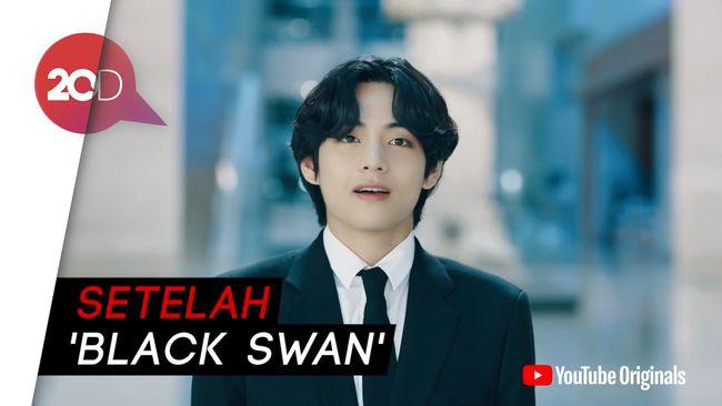 Giliran 'Sweet Night' V BTS Salip Rekor Adele di iTunes