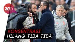 Juventus Ditekuk AC Milan Gegara Nge-Blank di 15 Menit Akhir