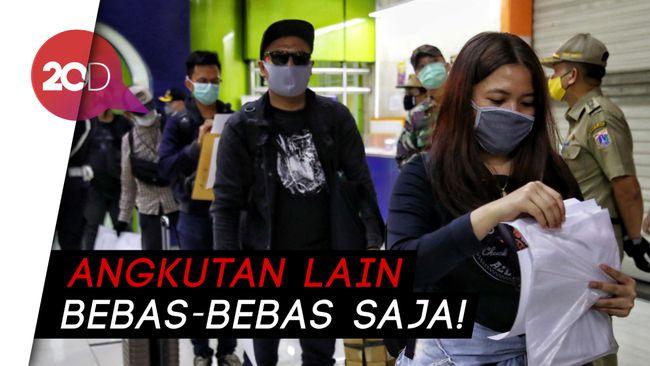 PT KAI Minta Anies Baswedan Longgarkan Syarat SIKM