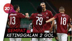 Comeback! AC Milan Menang 4-2 Lawan Juventus