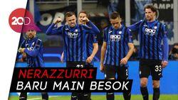 Atalanta Gusur Inter dari Tiga Besar Serie A Usai Menang dari Sampdoria