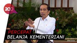 Jokowi: Tak Ada yang Bisa Gerakkan Ekonomi Kecuali Belanja Pemerintah!
