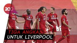 Liverpool Menang 3-1 Atas Brighton, Salah Dua Gol