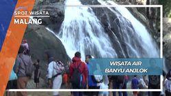 Wisata Air Banyu Anjlok, Malang
