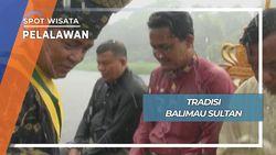 Tradisi Balimau Sultan, Pelalawan