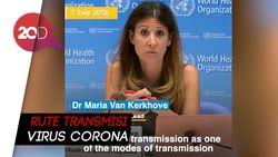 WHO Sebut Kemungkinan Penularan Corona Lewat Udara di Ruang Tertutup