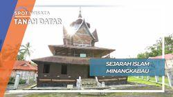 Budaya Muslim Minangkabau Surau Lubuk Bauk Tanah Datar