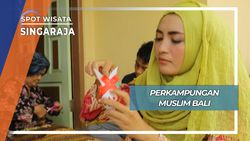 Budaya Muslim Pegayaman Singaraja Bali