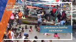 Liburan Pantai Kenjeran Surabaya