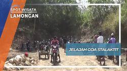Jelajah Goa Stalaktit Desa Sumbersari Sambeng Lamongan