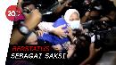 Video Detik-detik Hana Hanifah Dipulangkan dari Polrestabes Medan