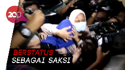 Detik-detik Hana Hanifah Dipulangkan dari Polrestabes Medan