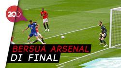 Chelsea ke Final Piala FA Usai Singkirkan MU