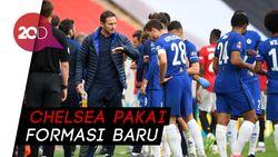 Eksperimen Lampard Sukses Kandaskan Manchester United