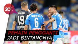 Napoli Menang Dramatis Atas Udinese di Penghujung Laga