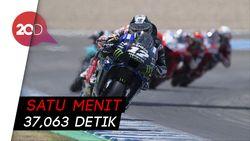 Vinales Tercepat di Latihan Bebas I MotoGP Andalusia 2020