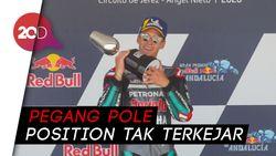 Hasil MotoGP Andalusia 2020: Fabio Quartararo Menang!