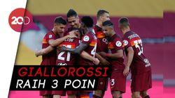 AS Roma Menang 2-1 dari Fiorentina
