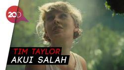 Dituding Curi Logo Folklore, Taylor Swift Buka Suara
