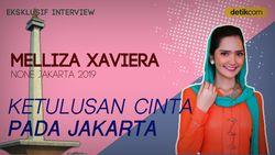 Eksklusif! Mengulik Tugas None Jakarta Sang Duta Betawi