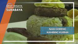 Kuliner Nikmat Nasi Goreng Kambing Kurma Surabaya