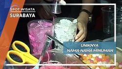 Kuliner Unik Es Genderuwo Surabaya