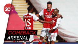 Final Piala FA 2020: Aubameyang Si Penentu