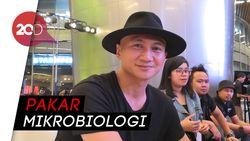 Heboh Anji Wawancarai Hadi Pranoto yang Klaim Temukan Antibodi COVID-19