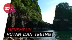 Seru Banget! Main-main ke Gua Sarang di Sabang