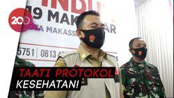 Aturan Pembatasan Keluar-Masuk Kota Makassar Diperpanjang!
