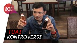 Tanggapan Hadi Pranoto soal Video Bareng Anji Dihapus YouTube