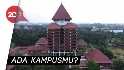 10 Universitas Terbaik Indonesia 2020 Versi Webometrics