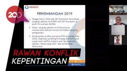 Ombudsman RI Sebut Ratusan Komisaris Rangkap Jabatan di BUMN