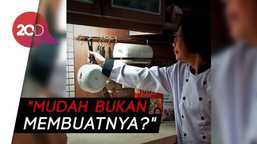 Sepak Terjang Sisca Soewitomo Sang Ratu Boga Indonesia