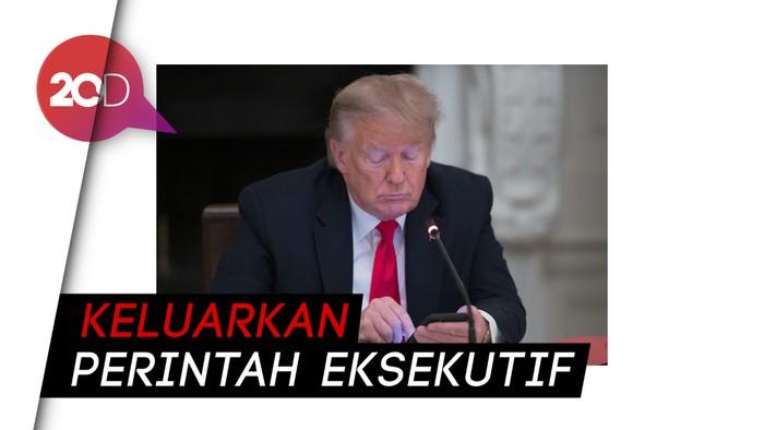 Donald Trump Resmi Larang TikTok di AS, Ini Alasannya