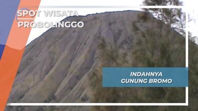 Wisata Lautan Pasir Gunung Bromo Probolinggo