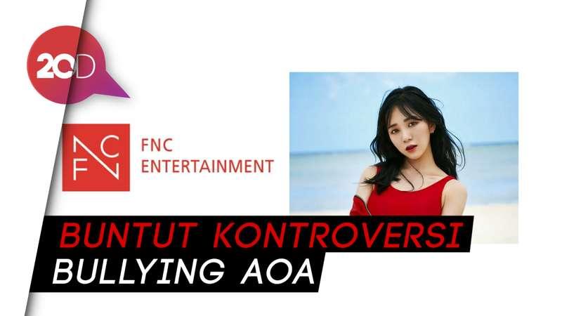 Kwon Mina Ngaku Dicurangi, FNC Entertainment Berkelit Lagi