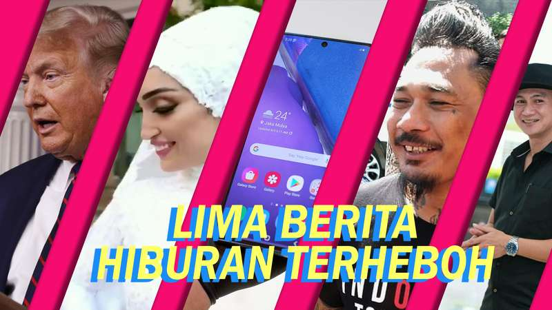 Top 5: Anji-Hadi Bikin Geger, Jerinx SID Dilaporkan ke Polda Bali
