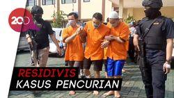 Polresta Bogor Tangkap Komplotan Ganjal ATM, Satu Orang Didor